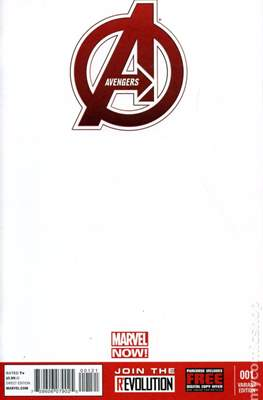 Avengers Vol. 5 (2013-2015 Variant Covers) #1.5
