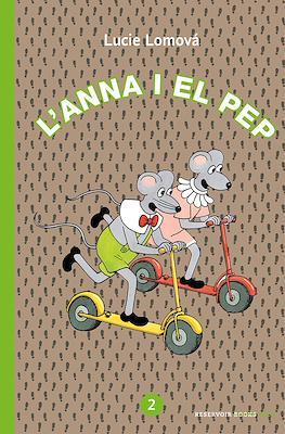 L'Anna i el Pep (Cartoné) #2