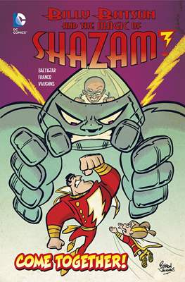 Billy Batson and the Magic of Shazam! (Hardcover 32 pp) #8