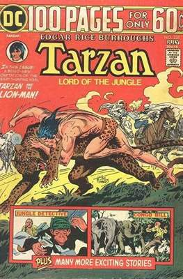 Tarzan (Comic-book) #231
