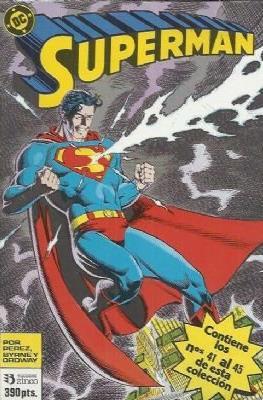 Superman (1984) (Retapado, Tomo rústica) #17