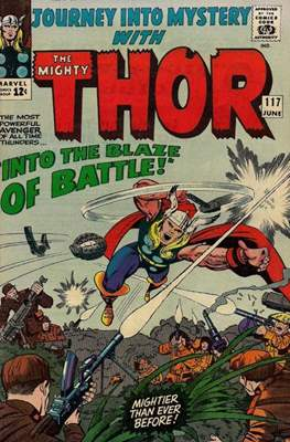 Journey into Mystery / Thor Vol 1 #117