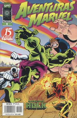Aventuras Marvel #4