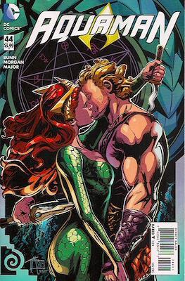 Aquaman Vol. 7 (2011-2016) (Comic-book) #44