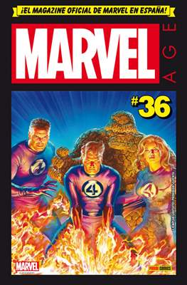 Marvel Age (2016-) (Grapa) #36