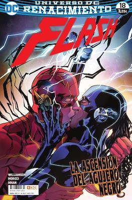 Flash. Nuevo Universo DC / Renacimiento (Rústica / Grapa.) #32/18