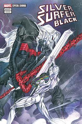 Silver Surfer: Black (Portadas Variantes) (Grapa) #4