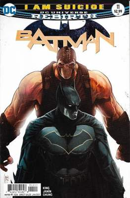 Batman Vol. 3 (2016-) (Comic-book) #11