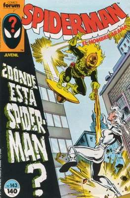 Spiderman Vol. 1 / El Espectacular Spiderman (1983-1994) (Grapa 32-48 pp) #143