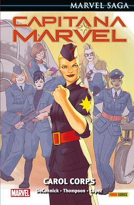 Marvel Saga: Capitana Marvel (Cartoné 192 pp) #6