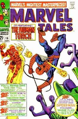 Marvel Tales (Comic Book) #16