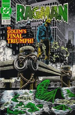 Ragman Vol. 2 (1991-1992) (Comic-book.) #6