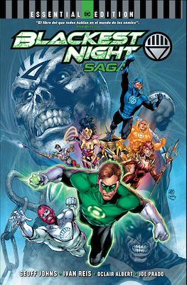Blackest Night Saga - DC Essential Edition