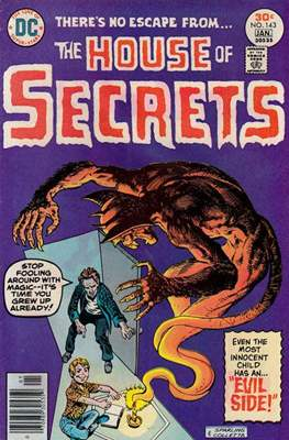 The House of Secrets #143