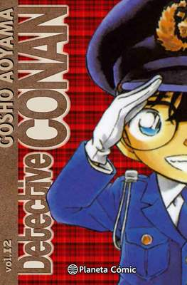 Detective Conan (Rústica con sobrecubierta 360 pp) #12