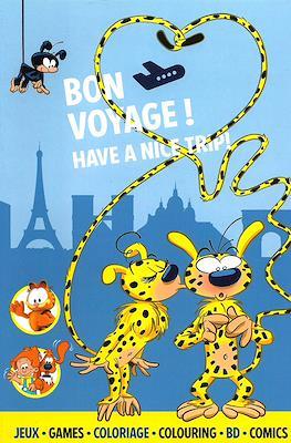 Bon voyage! Have a nice trip!