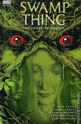 Swamp Thing (Softcover) #9