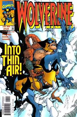 Wolverine (1988-2003) (Comic Book) #131