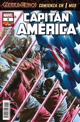 Capitán América Vol. 8 (2011-) (Grapa) #104/5