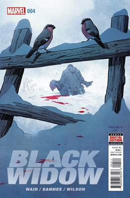Black Widow Vol. 6 (Comic Book) #4
