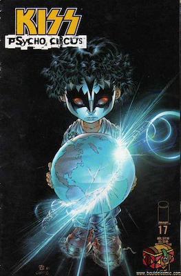 Kiss - Psycho Circus (Grapa) #17