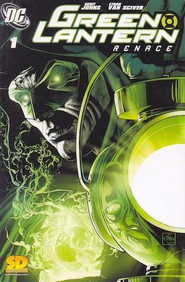 Green Lantern: Renace (Rústica) #1