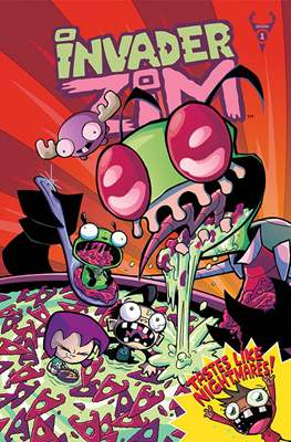 Invader ZIM - Deluxe Edition