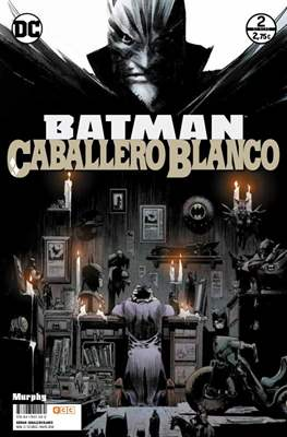 Batman: Caballero Blanco (Grapa, 32 páginas a color. 26x17cm.) #2