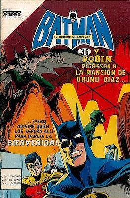 Batman (Grapa) #36