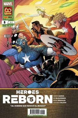 Heroes Reborn (Grapa 64 pp) #5