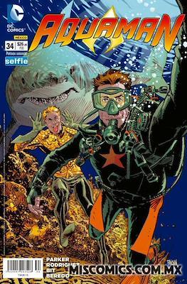 Aquaman (Portada variante)