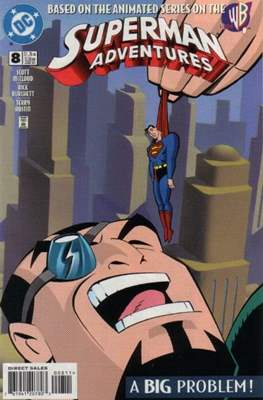 Superman Adventures (Comic-book) #8