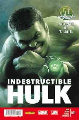 El Increíble Hulk Vol. 2 / Indestructible Hulk / El Alucinante Hulk / El Inmortal Hulk (2012-) (Comic Book) #21