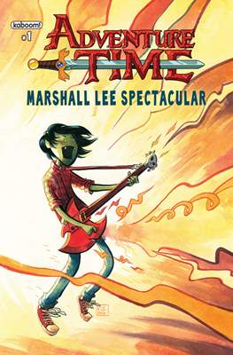 Adventure Time - Marshall Lee Spectacular