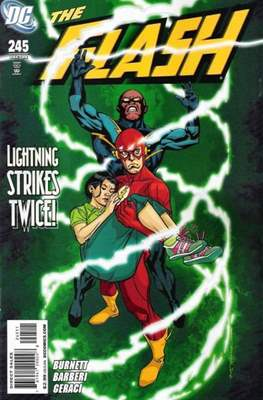 The Flash Vol. 2 (1987-2006) (Comic Book) #245