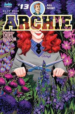 Archie (2015-) (Comic Book) #13