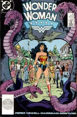 Wonder Woman Vol. 2 (1987-2006) (Comic Book) #37