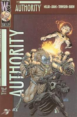 The Authority Vol. 1 (2000-2003) (Grapa 28 pp) #33