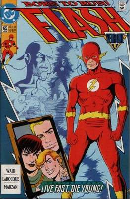 The Flash Vol. 2 (1987-2006) (Comic Book) #65