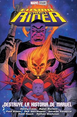 Cosmic Ghost Rider: Destruye la historia de Marvel - Marvel Deluxe