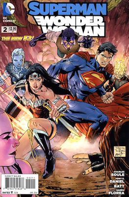 Superman / Wonder Woman (2013-) (Digital) #2
