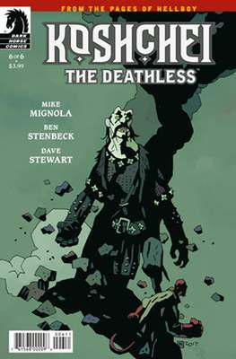 Koshchei the Deathless (Comic-book) #6