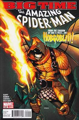 The Amazing Spider-Man Vol. 2 (1999-2014) (Comic-Book) #649