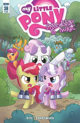 My Little Pony: Friendship Is Magic (Comic-Book) #38