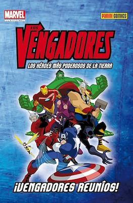 Los Vengadores. Los héroes más poderosos de la Tierra