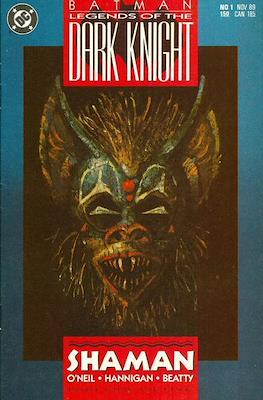 Batman: Legends of the Dark Knight Vol. 1 (1989-2007) (Comic Book) #1