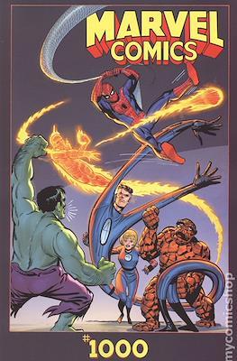 Marvel Comics #1000 (Variant Cover) #1.2