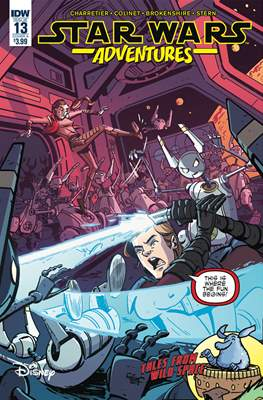 Star Wars Adventures #13