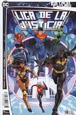 Estado Futuro: Liga de la Justicia (Rústica 104 pp)