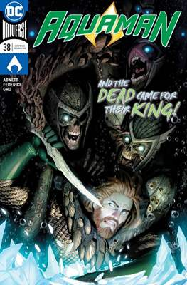 Aquaman Vol. 8 (2016-) (Comic Book) #38